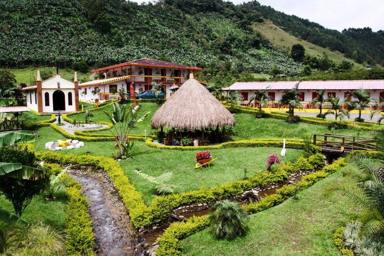 Lugares que visitar en Colombia