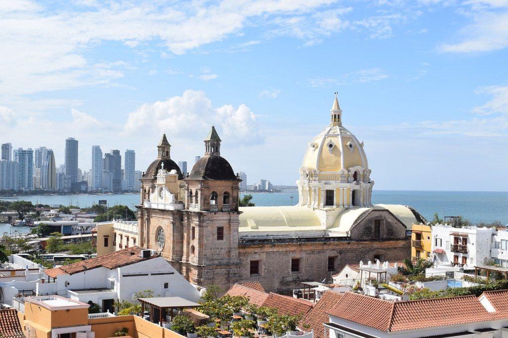 Lugares turísticos de Colombia