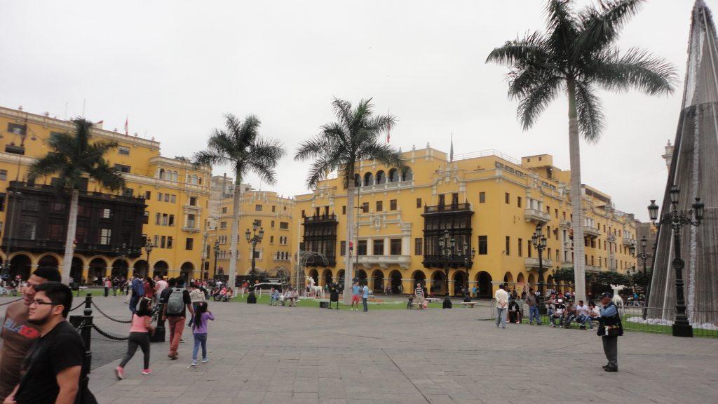 que ver en Lima Peru